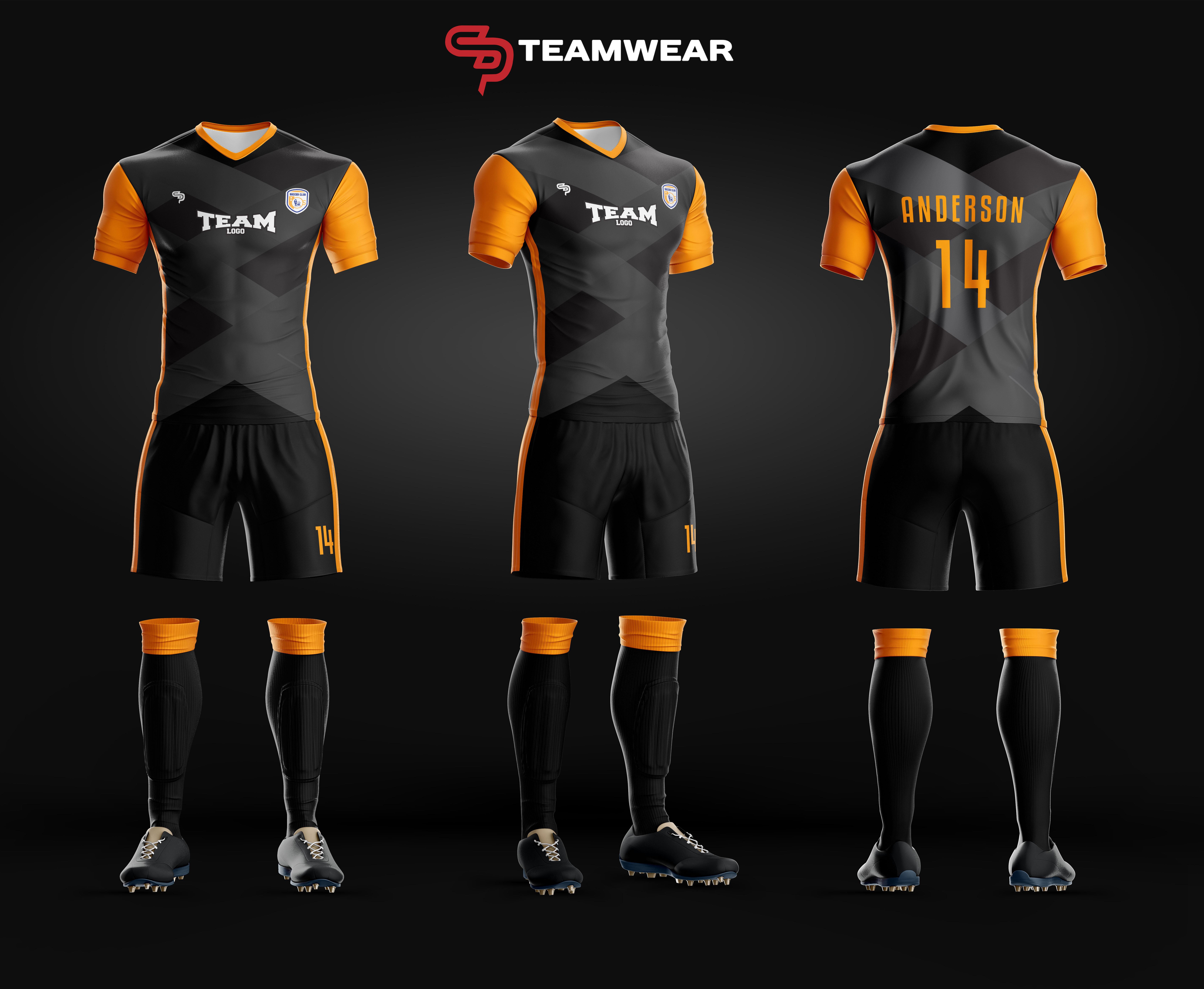 New Custom Soccer Uniform Designs! - Team Uniforms Jerseys ...
